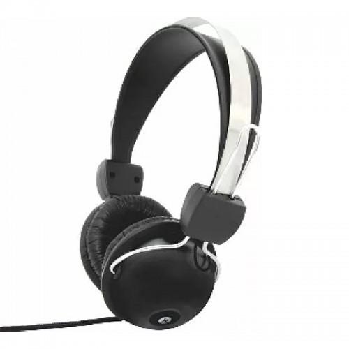 Ακουστικά Headset με Μικρόφωνο Esperanza EH108 (Μαύρο)
