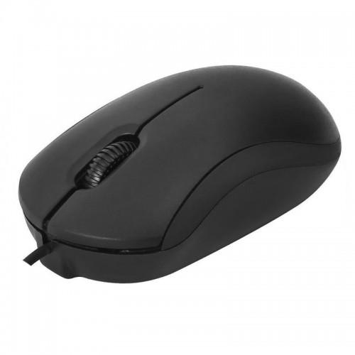 Omega Wired Mouse OMO7VB (Μαύρο)