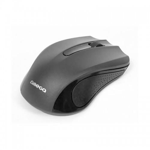 Ενσύρματο Ποντίκι Omega OM05B (Μαύρο)