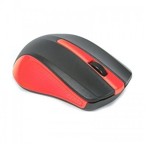 Ενσύρματο Ποντίκι Omega OM05R (Κόκκινο)