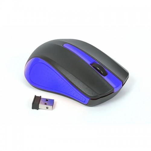 Ποντίκι Ασύρματο Omega OM0419BL (Μπλε)
