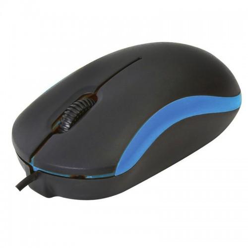 Omega Wired Mouse OMO7VBL (Μπλε)