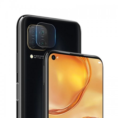 Tempered Glass for Camera Back για Huawei P40 Lite (Διαφανές)