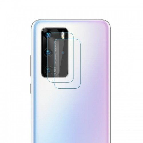 Tempered Glass for Camera Back για Huawei P40 (Διαφανές)