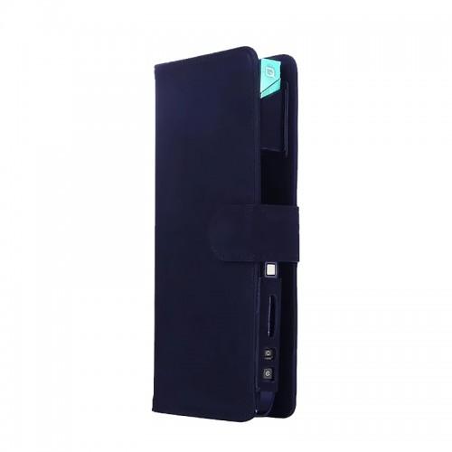 Θήκη από Συνθετικό Δέρμα για Αξεσουάρ iQos (Μπλε)