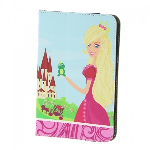 Θήκη Tablet Princess Flip Cover για Universal 7-8'' (Design)