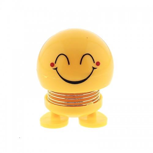 Διακοσμητικό Ελατήριο Emoji Smile (Design)