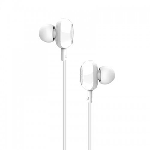 Ακουστικά XO EP1 3.5mm Jack (Άσπρο)