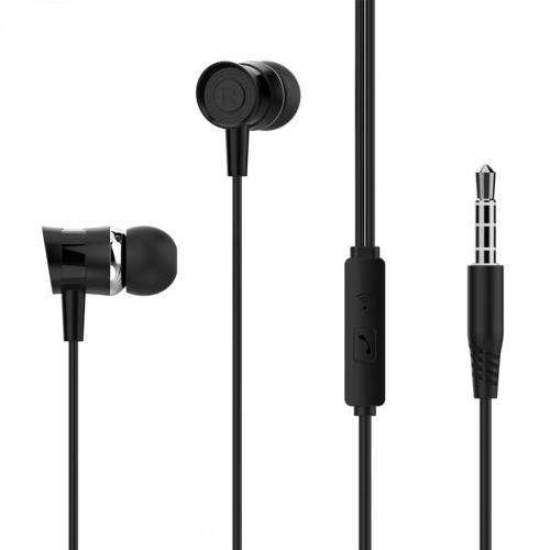 Ακουστικά XO EP20 3.5mm Jack (Μαύρο)