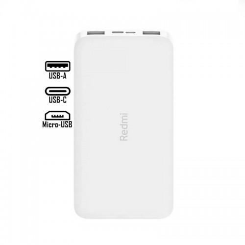 Xiaomi Redmi Power Bank 10000mAh (VXN4286GL) (Άσπρο)