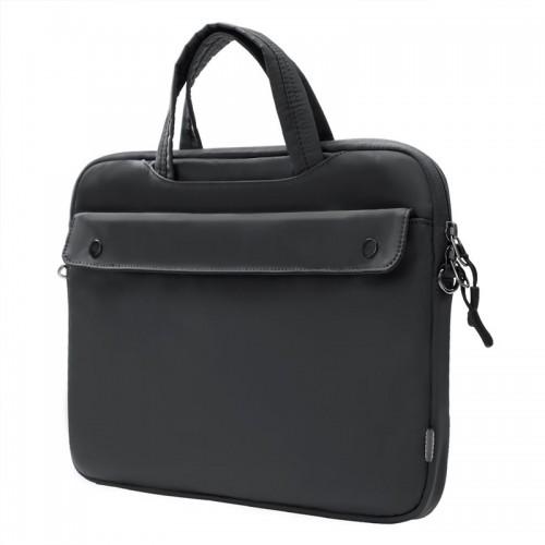 Τσάντα Sleeve 'Ωμου για Laptop Baseus Basics Series 16'' (Ανθρακί)