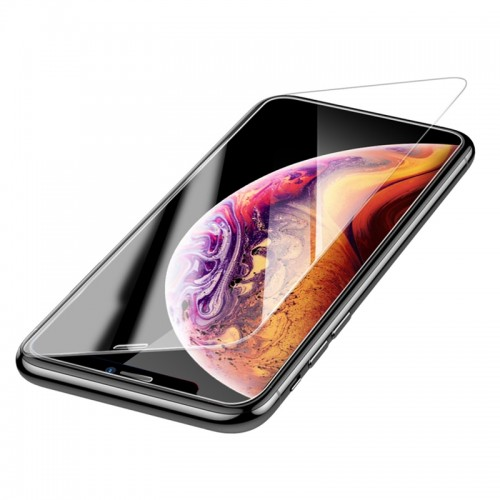 Baseus Full Tempered Glass για iPhone XS Max (Διαφανές)