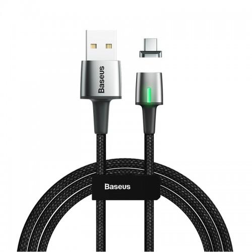 Καλώδιο Φόρτισης Baseus Magnetic USB To Type-C CATXC-B01 2m (Μαύρο)