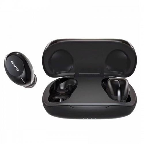 Ακουστικά Bluetooth Awei T20 TWS (Μαύρο)