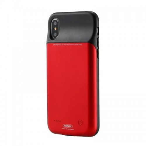 Θήκη Battery Remax Penen PN-04 3200mAh για iPhone X (Κόκκινο)