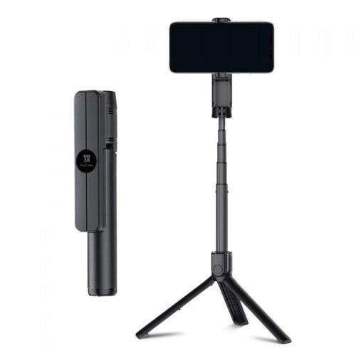 Τρίποδας και Selfie Stick Bluetooth Remax XT-P018 (Μαύρο)