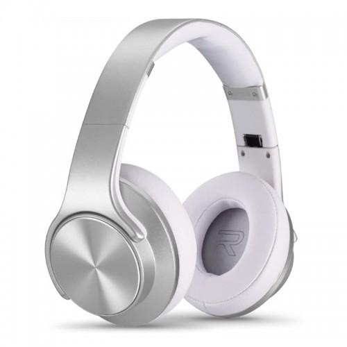 Ασύρματα Ακουστικά SODO MH5 Speaker & Headphone 2 in 1 (Ασημί)