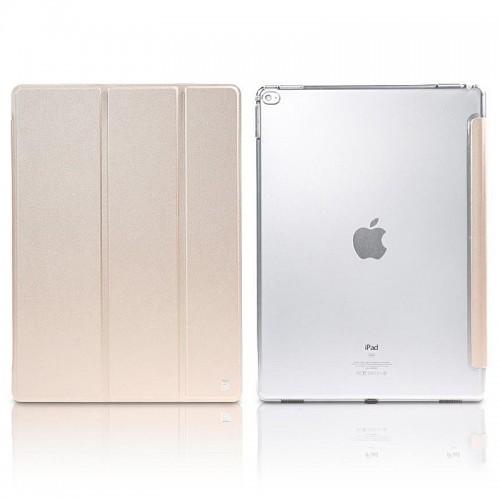 Θήκη Remax Leather Case Flip Cover για Apple iPad mini 4 (Χρυσό)