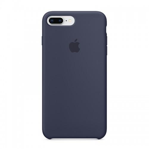 Θήκη Original Apple Silicone Case για iPhone 7/8 Plus (MQGY2ZM/A) (Midnight Blue)