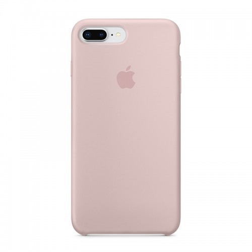 Θήκη Original Apple Silicone Case για iPhone 7/8 Plus (MQH22ZM/A) (Pink Sand)