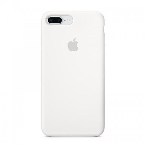 Θήκη Original Apple Silicone Case για iPhone 7/8 Plus (MQGX2ZM/A) (White)