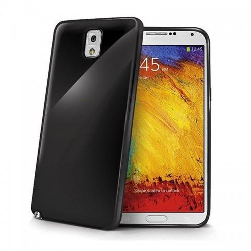 Θήκη Celly Σιλικόνης Back Cover για Nokia Lumia 625 (Μαύρο)