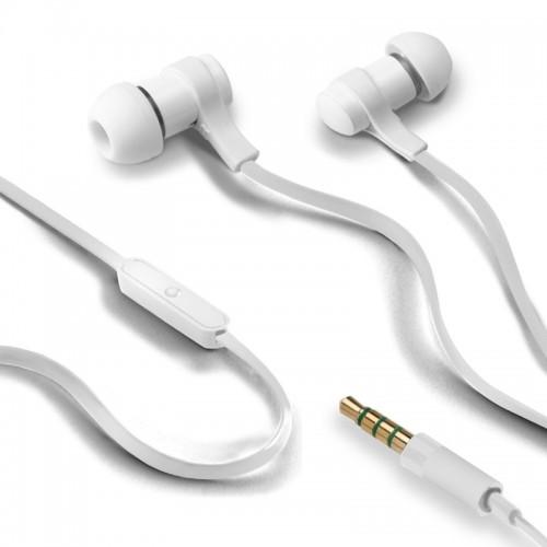Ακουστικά Celly BSIDE35W (Άσπρο)