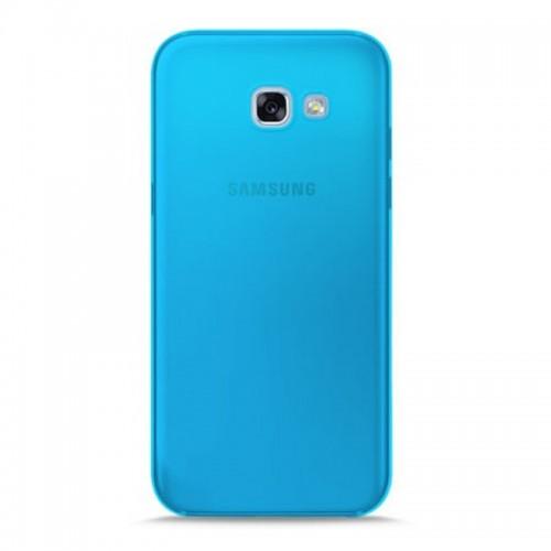 Θήκη Puro Back Cover NUDE για Samsung Galaxy A3 2017 (Μπλε)