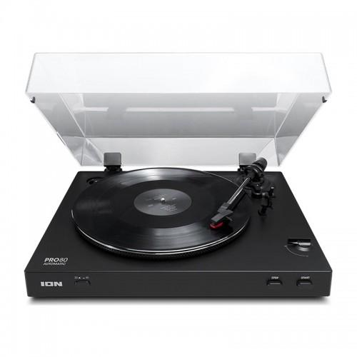 Πικάπ Ion Audio Pro80 Automatic (Black)