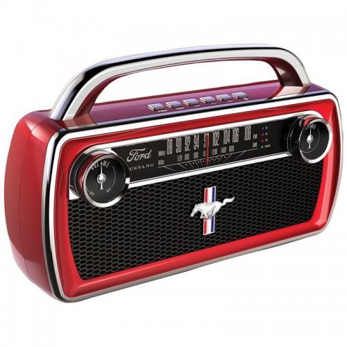 Ηχείο Bluetooth Ion Mustang (Red)
