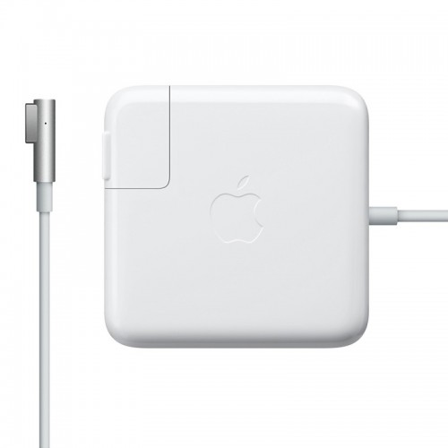 Apple Τροφοδοτικό MagSafe 45W Model A1374 MC747Z/A (Retail Packaging) (Άσπρο)