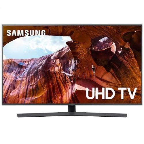 """Τηλεόραση Samsung UE50RU7402U 4K, UltraHD 50"""" (Μαύρο)"""