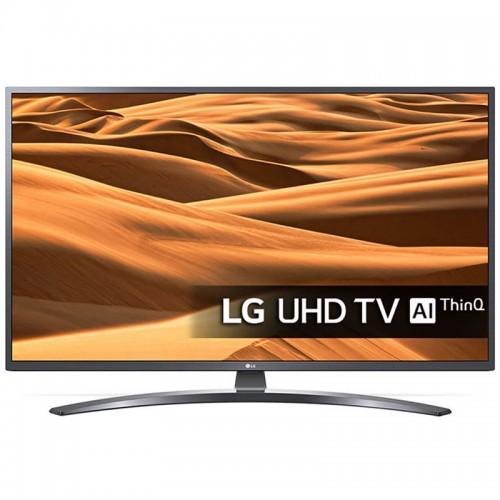 """Τηλεόραση LG 65UM7400PLB 4K, UltraHD 65"""" (Μαύρο)"""