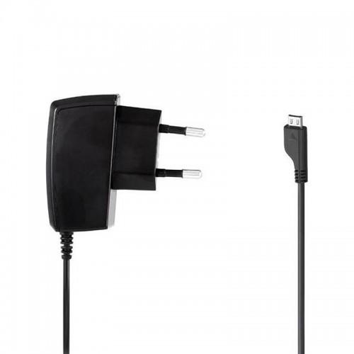 Αντάπτορας Ταξιδιού Samsung με Micro USB (Μαύρο)