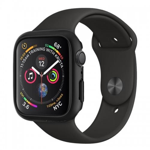 Θήκη Spigen Thin Fit για Apple Watch Series 4 (40mm) (Black)