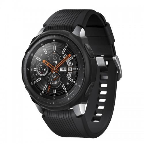 Θήκη Spigen Liquid Air Back Cover για Samsung Galaxy Watch (46mm) (Black)