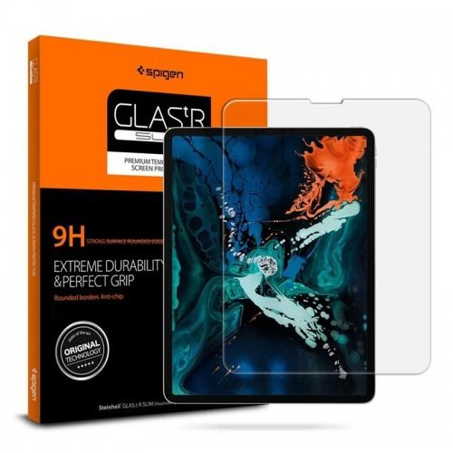 Tempered Glass Spigen για iPad Pro 12.9 2018/2020 (Διαφανές)