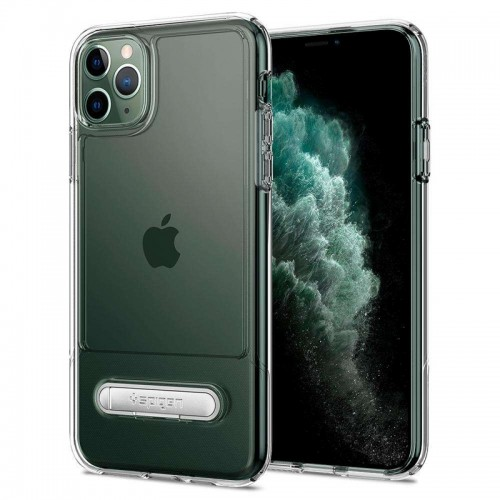 ήκη Spigen Slim Armor Essential S Back Cover για iPhone 11 Pro (Crystal Clear)