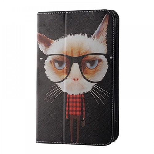 Θήκη Tablet Oldschool Flip Cover για Universal 7-8'' (Design)