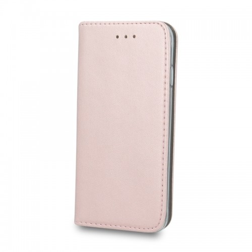 Θήκη Smart Magnetic Flip Cover για Samsung Galaxy A51 (Rose Gold)