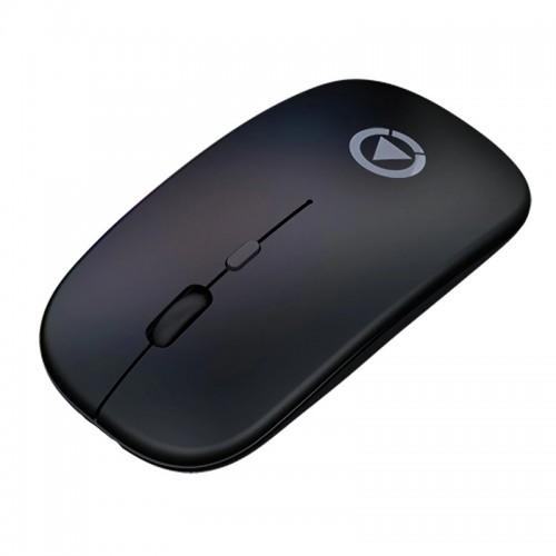 Ασύρματο Ποντίκι Yindiao A2 (Battery Version) (Μαύρο)