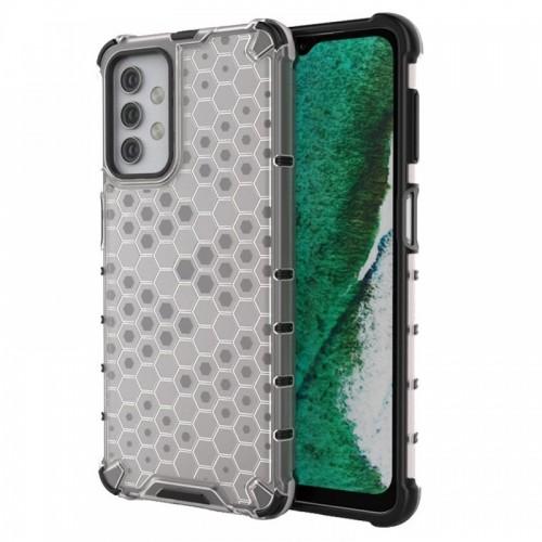Θήκη OEM Honeycomb Back Cover για Samsung Galaxy A32 (Διαφανές)