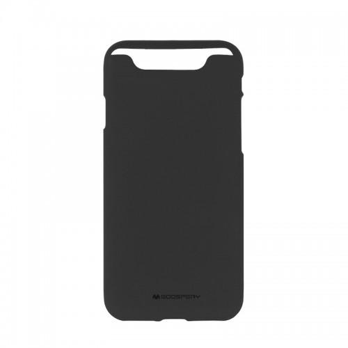Θήκη Goospery Soft Feeling Back Cover για Samsung Galaxy A80 (Μαύρο)