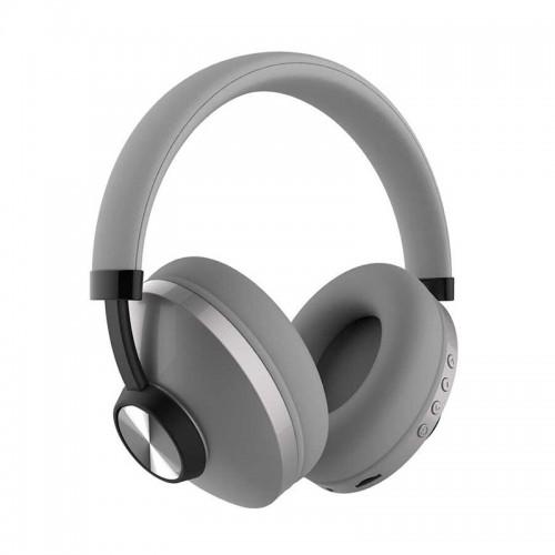 Ασύρματα Ακουστικά SODO SD-1007 (Ανοιχτό Γκρι)