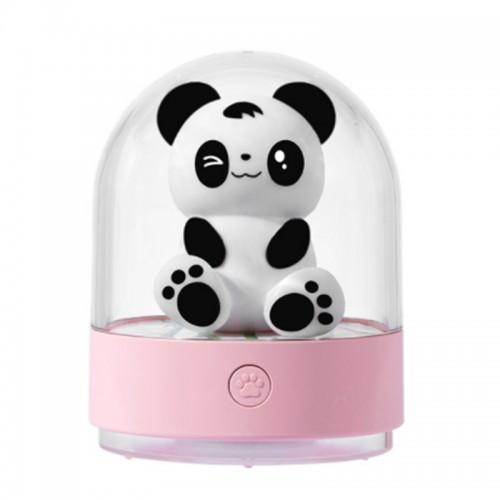 Small Bear Aromatherapy Lamp (Ροζ)