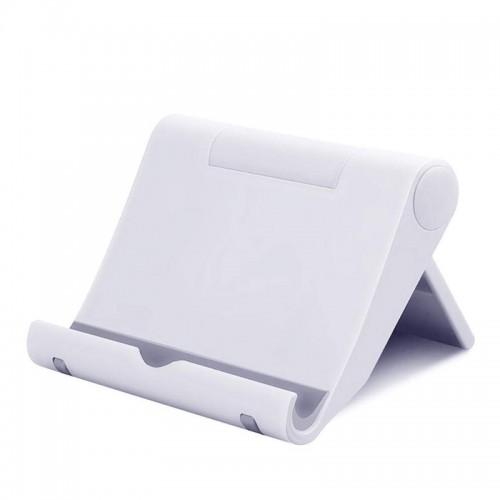 Βάση Στήριξης Stand για Κινητά & Tablet Universal S059 (Άσπρο)
