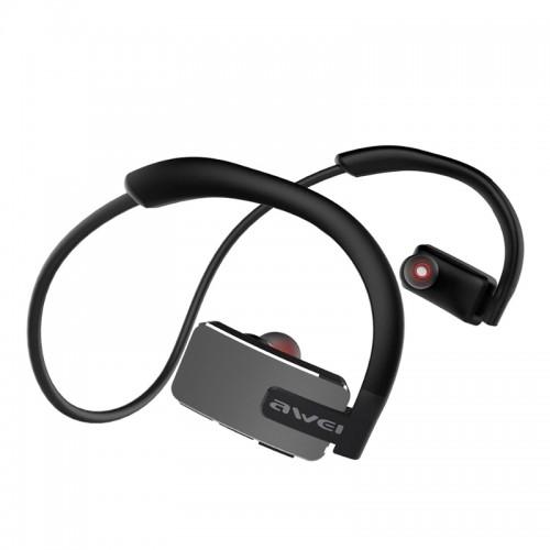Ακουστικό Bluetooth Awei A883BL (Γκρι)