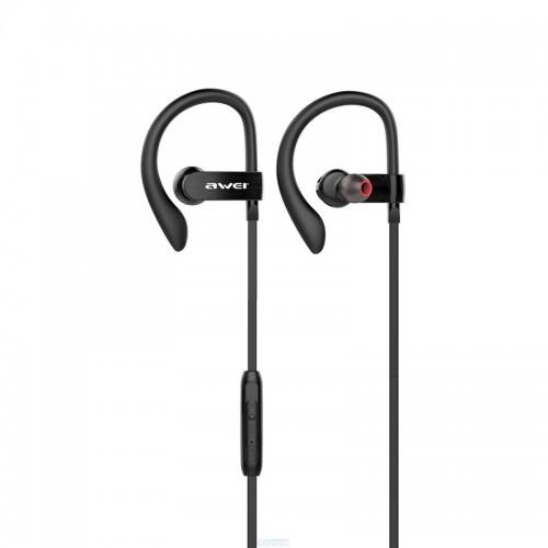 HandsFree Ακουστικά Awei ES-160Hi (Μαύρο)