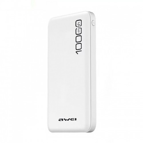 Power Bank Awei P28K 10000mAh (Άσπρο)