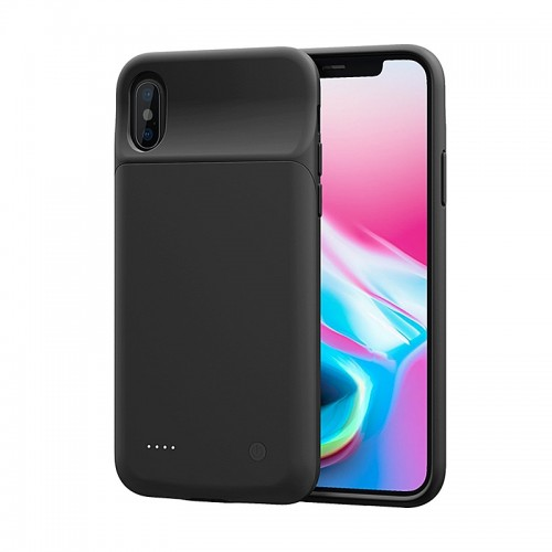 Power Case 3200mAh Awei B1 για iPhone X (Μαύρο)